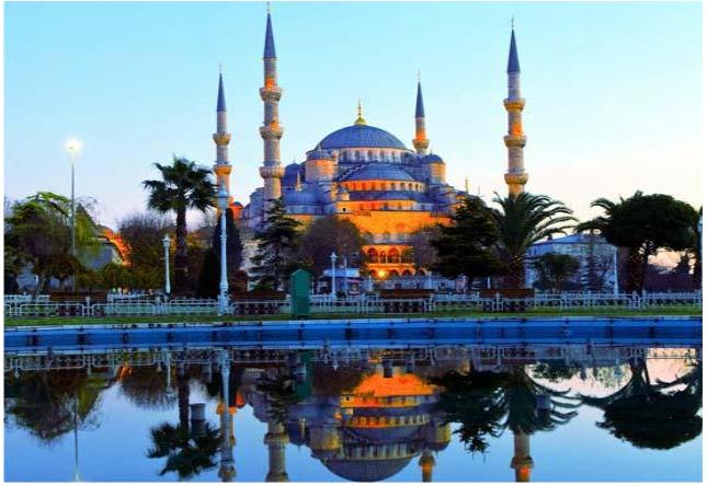 Турция Стамбул 2