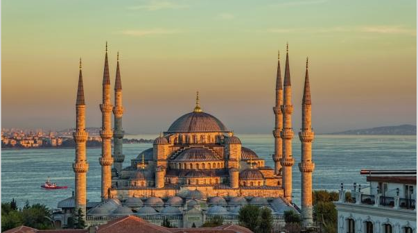 Путёвки в Турцию из Киева и Украины