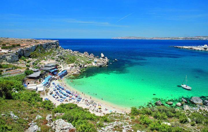 Malta-pljazh