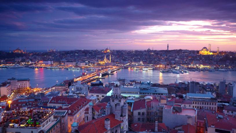 Istanbul-Turkey-skyline