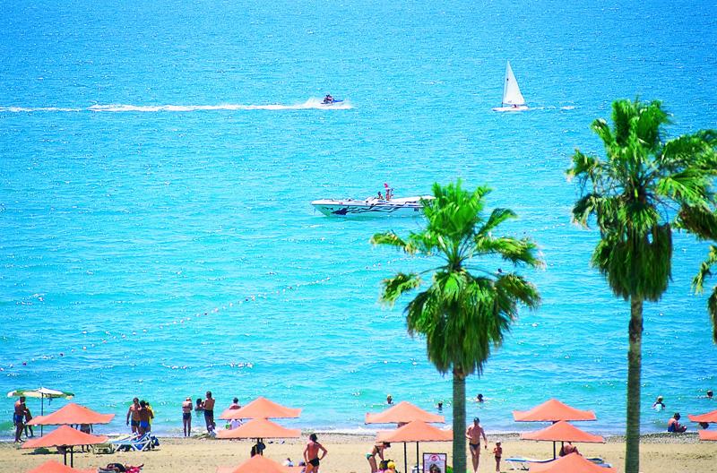Море_у_отеля_Adora_Golf_Resort_Белек