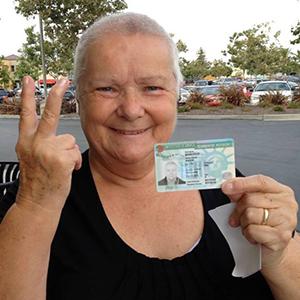 Победитель лотереи Green Card