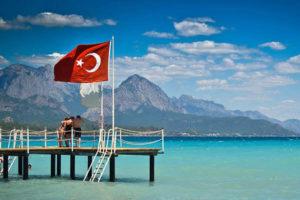 Турция - знакомство